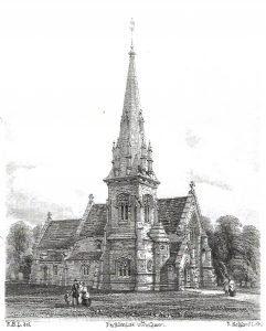 Church Thirkleby engraved 1852-2